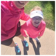 Running with Kids / A Beautiful Adventure