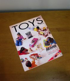 Excited to share this item from my #etsy shop: 1992- 1993 Sears TOYS Catalog -COMPLETE -reference guide -215 pages -Sears Roebuck -Kansas City -store catalog -vintage toys - games -sports Sears Toys, 1990s Toys, Lunch Box Thermos, Toy Catalogs, Wood Shadow Box, Ceramic Fish, Metal Lunch Box, Display Case, Tupperware