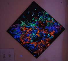 1-buy-the-acrylic-painting-Parade-of-northern-lights