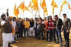 Many renowned companies endorsed the Punjab government's industrial policy. #PunjabforGrowth   #Sadbhavna #Rally #Nakodar #Jalandhar #Punjab #unity #peace #shiromaniakalidal #soi #Youth #Youthakalidal