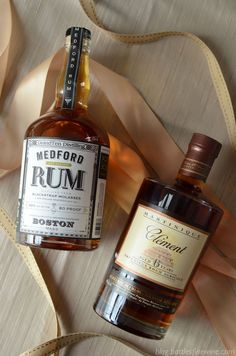 Favorite Bottles: Top Holiday Spirits