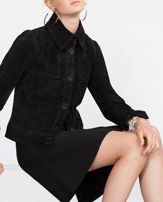 Image 4 of MINI SKIRT from Zara