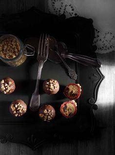Marzipan Chocolate Chip Cake Balls