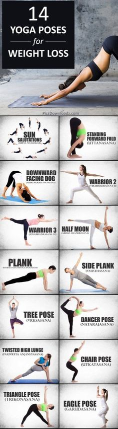 14 Morning Yoga for Weight Loss: Quick Fat Burning Yoga Routine for Beginners #yogaforbeginnersfatburning