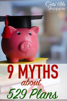 9 Myths about 529 Plans (and why you NEED to start one!)