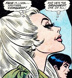 vintagegal:    My Love#1 (Marvel,1969)
