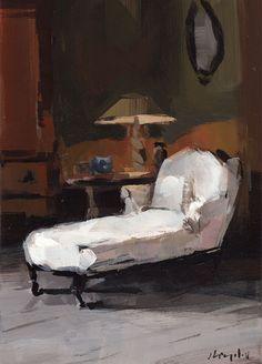 Passé féminin — Interior, David lloyd