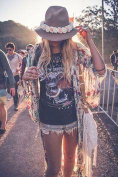 夏フェスで注目を浴びたい大人女子へ♡絶対参考にしたいフェスのファッションコーディネート - Yahoo! BEAUTY