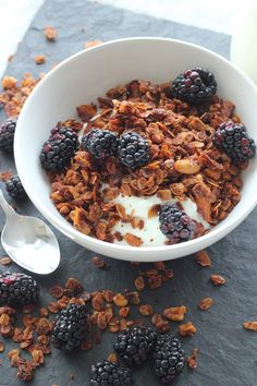 Recipe File: Double Coconut Crunch Granola