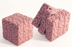 Brain rubix cube