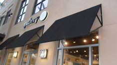 BLACK BUILDING AWNING - Google Search