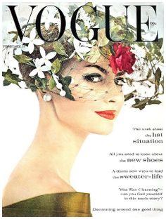 Vogue Cover feb 1960 Katherine Pastrie Irving Penn   Flickr: partage de photos!