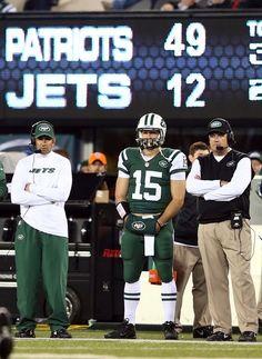 Tim Tebow-New York Jets