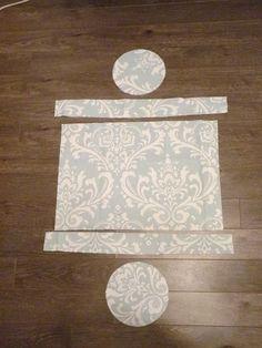 How To Sew A Custom Bolster-Cushion Cover | DIY d e s i g n | Bloglovin'