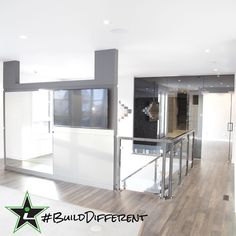 When you #BuildDifferent the gym can come to you.  #YQR #ModernHome #CustomBuild #CustomHomes #quality #modern #original #home #design #imagine #creative #style #realestate #trueoriginal #dreamhome #architecture #dreamhomes #interior #YQRbuilds #construction #house #builder #homebuilder #showhome #beautiful #preparation #dream #DamnGoodHouses