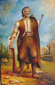 Πίνακας του Θεμιστοκλή Καρφάκη.
