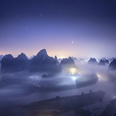 Xingping Landscape by  SeanPavonePhoto