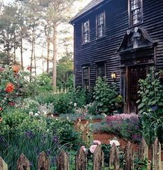 The Witch's Garden, My dream home with garden.