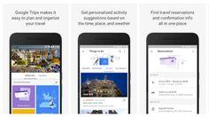 #Móviles #Productividad #Google_Trips Google Trips ahora con preferencia por los lugares guardados en nuevas planificaciones