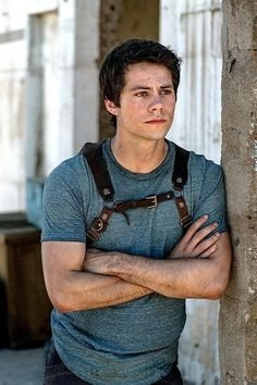 New Production Stills of Dylan O'Brien as Thomas on Maze Runner: The Death Cure Dylan Thomas, Scott Mccall, Teen Wolf Dylan, Teen Wolf Stiles, Teen Wolf Cast, Teen Wolf Boys, Mtv, Bad Boys, Cute Boys