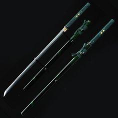 Katana Swords, Samurai Swords, Harry Draco, Ninja Sword, Cool Swords, Medieval Weapons, Moon Knight, Cute Cartoon Animals, Weapon Concept Art