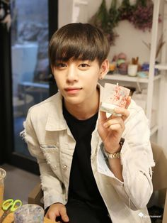 Daehyun from B.A.P