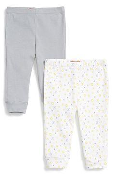 Skip Hop Cotton Pants (2-Pack) (Baby)