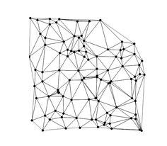 Processing, generierte Pfade - https://www.openprocessing.org/sketch/245635