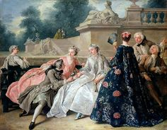 Jean François de Troy - Declaration of Love by irinaraquel, via Flickr