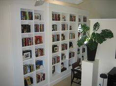 how to build shelves on a wall - Google Search