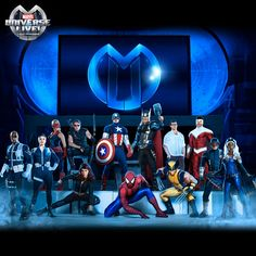 Win 2 tickets to see Marvel Universe LIVE! in Vancouver, BC on June 18, 2015!