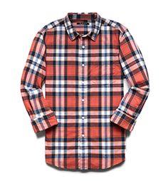 21MEN | Men's button-ups, printed, Oxford, denim and polo shirts
