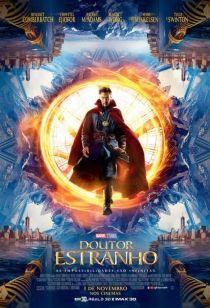 Cinépolis - Doutor Estranho (Doctor Strange, 2015)