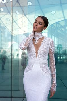 Find your Wona Concept / Crystal Design Dream Dress here at The Blushing Bride Boutique in Frisco, Texas. We are one of the largest Crystal Design Retailers in the U. Luxury Wedding Dress, Boho Wedding Dress, Bridal Dresses, Wedding Gowns, Dream Wedding, Elegant Sophisticated, Elegant Bride, Beautiful Bride, Tight Dresses
