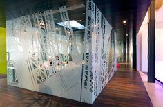 Imagine These: Office Interior Design   Horus Capital   Moscow   Casson Mann
