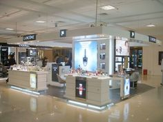 Lancome Counter | HAYA Built New Lancome Counter at Wenzhou Times Department Store