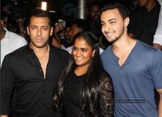 Salman Khan to launch brother-in-law Aayush Sharma in Bollywood?