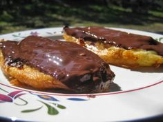TORRIJAS DE CHOCOLATE