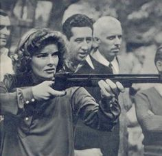 Kate: a straight shooter if there ever was one