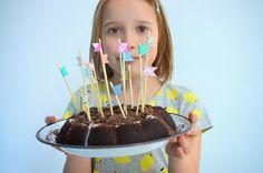 mama van vijf: Over een onweerstaanbare chocoladetaart
