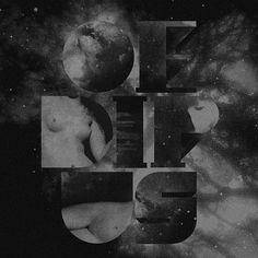 Album Art on Behance Typography Logo, Graphic Design Typography, Lettering, Logos, Poster Text, Artist Management, Cover Art, Cd Cover, Logo Inspiration