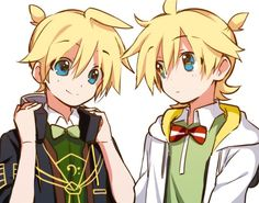 The Len on the the right is like Kay what is this