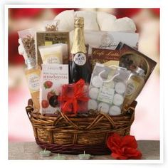 Everlasting Love Gift Basket