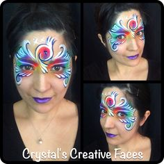 Crystal's Creative Faces