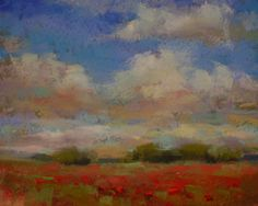 Poppy field, Karen Margulis