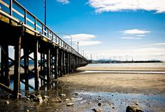 White Rock Pier BC by cremenda, via Flickr  #whiterock #whiterockpier #garymcgrattenrealtor Mc G, Life Inspiration, British Columbia, Us Travel, Places Ive Been, Scenery, Photographs, Rock, Search
