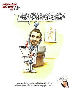 Aile Hekimimiz Emrah Cömertpay #EmrahCömertpay https://www.youtube.com/engellilerneistertv-tr https://engellilerneistertv.blogspot.com.tr