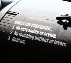 Rules for Passenger Sticker Decal for JDM Race Drift s13 s14 S15 180sx Car | eBay