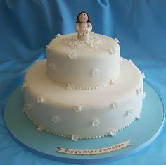 first communion cakes | First Communion Cake