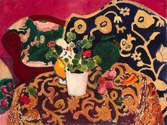 "lonequixote: "" Spanish Still Life by Henri Matisse """
